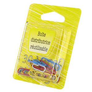Boîte distributrice réutilisable
